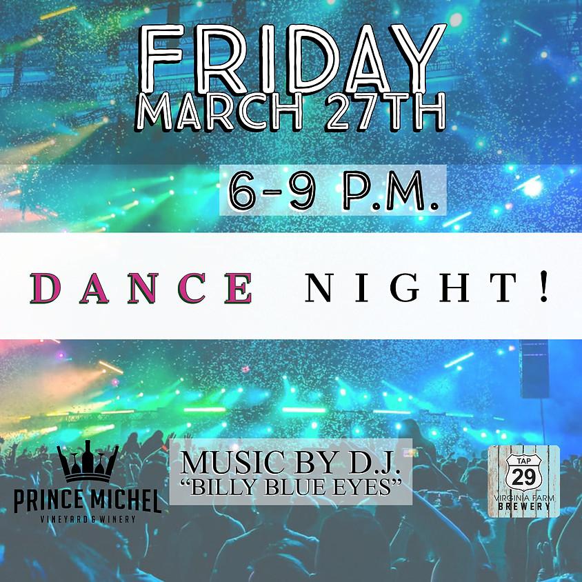 Dance Night!!