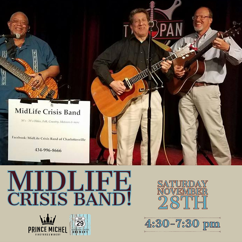 The Midlife Crisis Band!