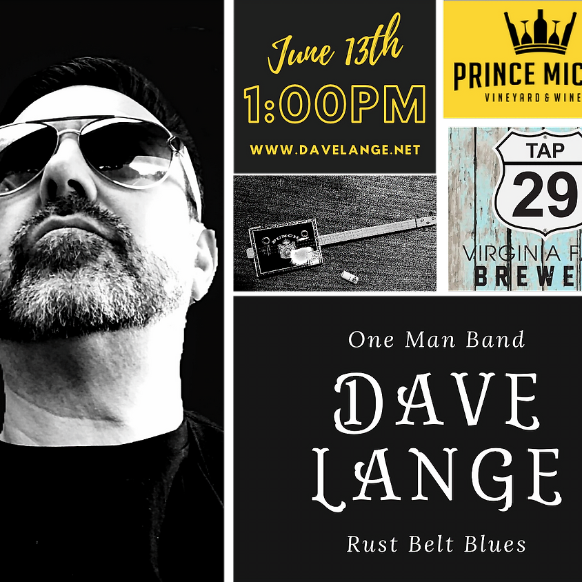 Live Music by Dave Lange