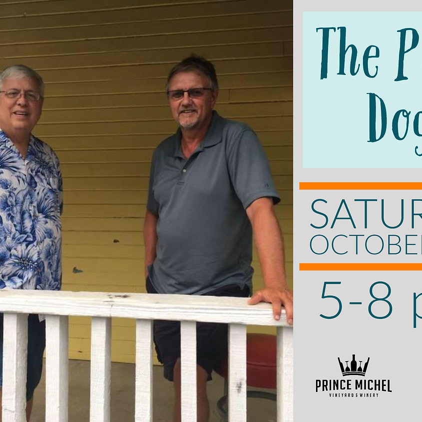 Live Music by The Porch Dogs!
