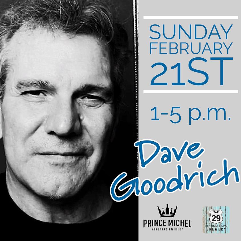 Live Music by Dave Goodrich!