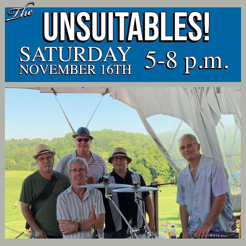 Unsuitables Live!