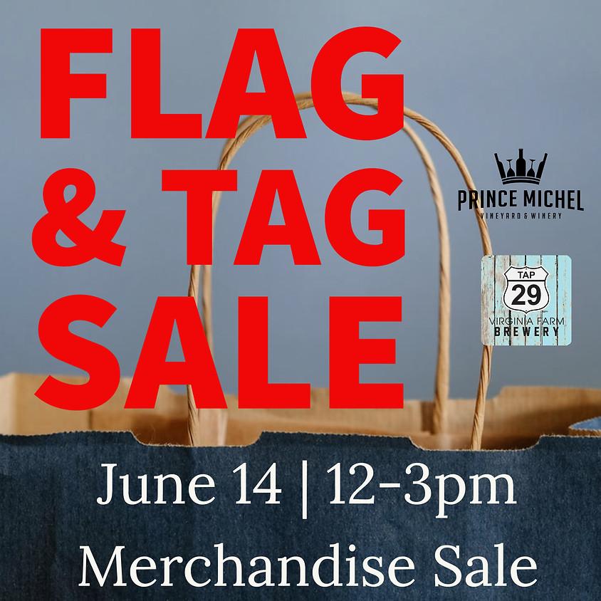 Flag & Tag SALE