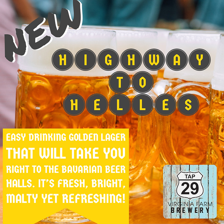New Beer Release - Wine & Beer Club only