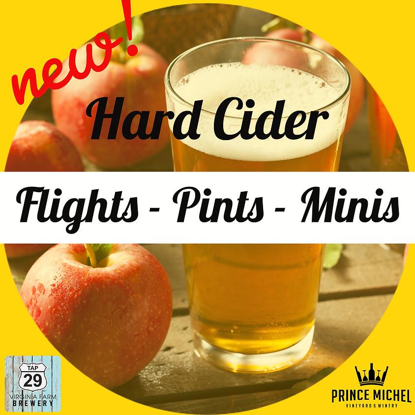 NEW Hard Cider