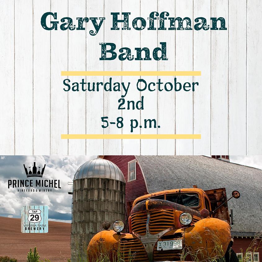 The Gary Hoffman Band!