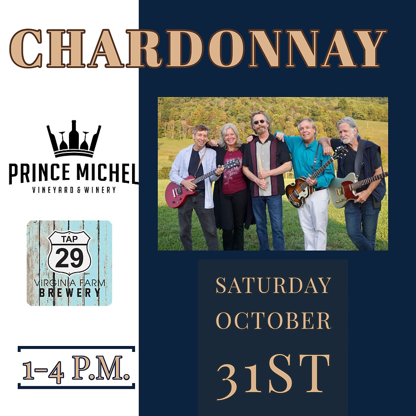 Live Music by Chardonnay!