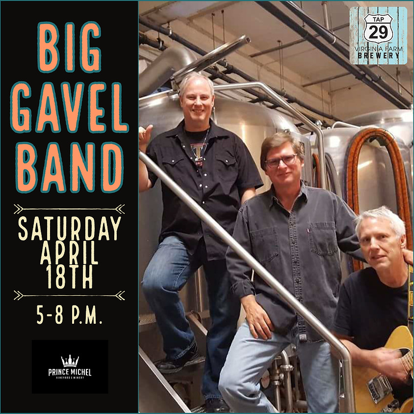 Live Music by Big Gravel Band