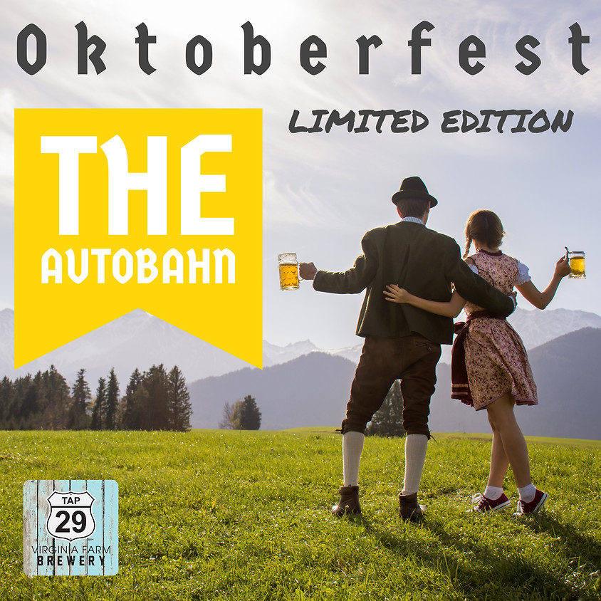 Oktoberfest Beer Release