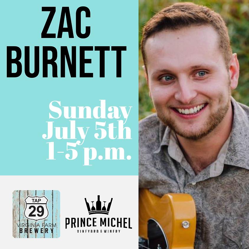 Zac Burnett