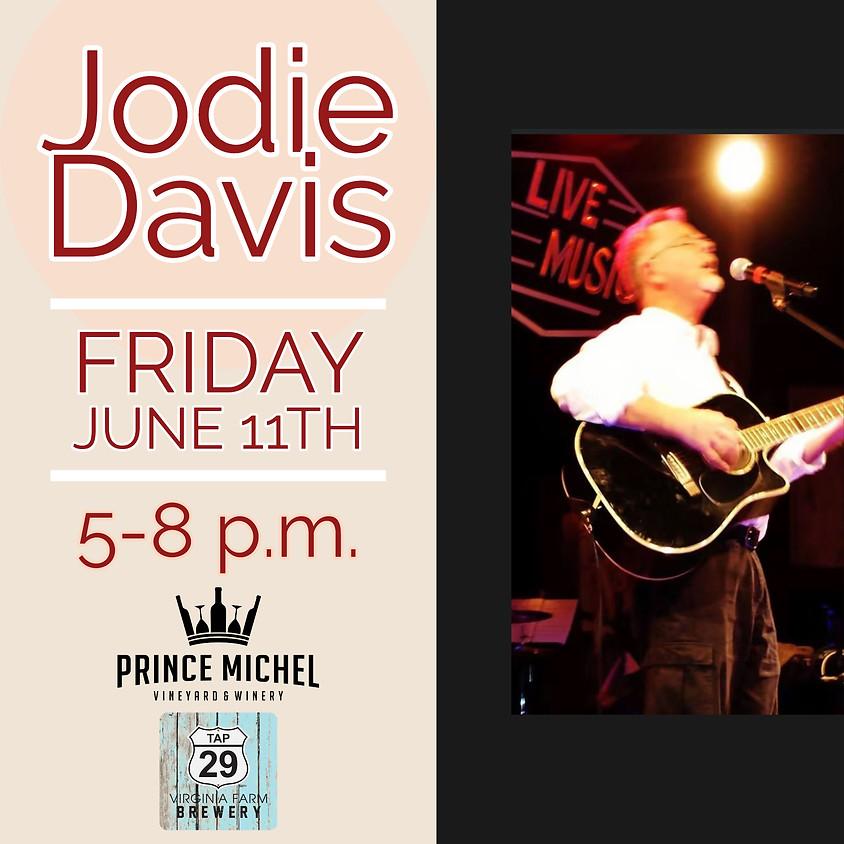 Jodie Davis Live!