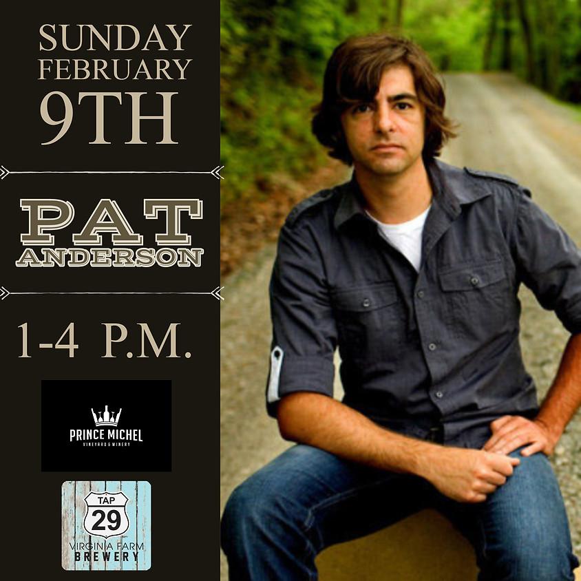 Pat Anderson Music!