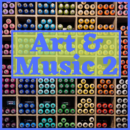 Art and Music 2