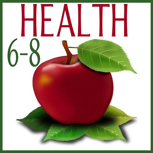 Health & Physical Education 6-8