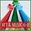 Thumbnail: Art and Music 6-8