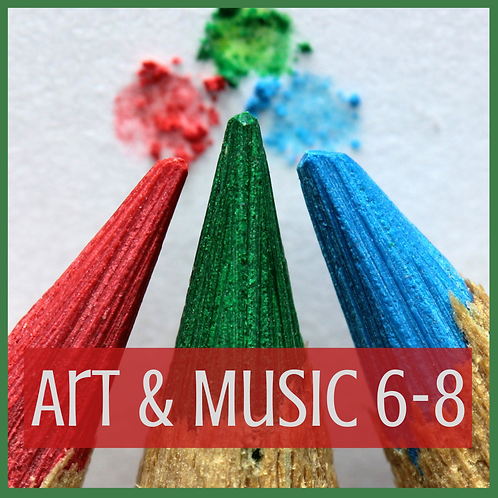 Art and Music 6-8