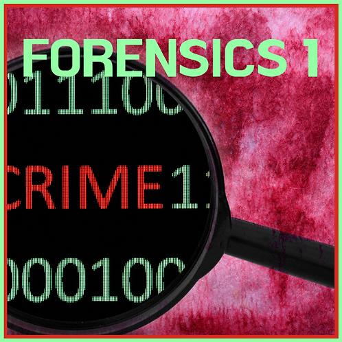 Forensics: Crime Scene Investigation 1