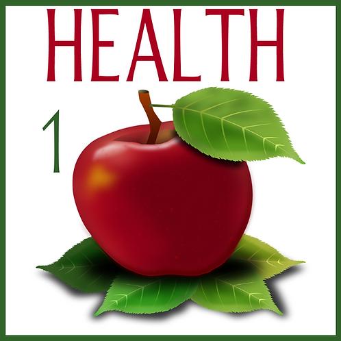 Health & Physical Education 1