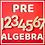 Thumbnail: Pre-Algebra