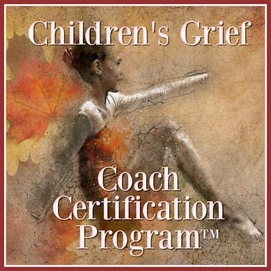 Childrens Grief Coach Certification Bann
