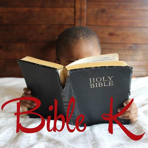 Bible K