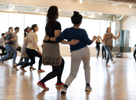 How to Nail Your First Swing Dance Class