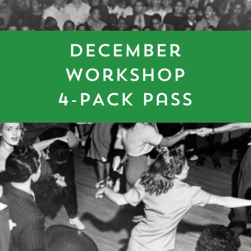December Workshop 4-Pack