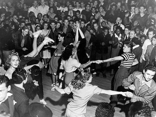 March 27 Swing Dance