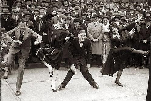 1920s Raz-Ma-Taz Routine - Solo Jazz Choreo