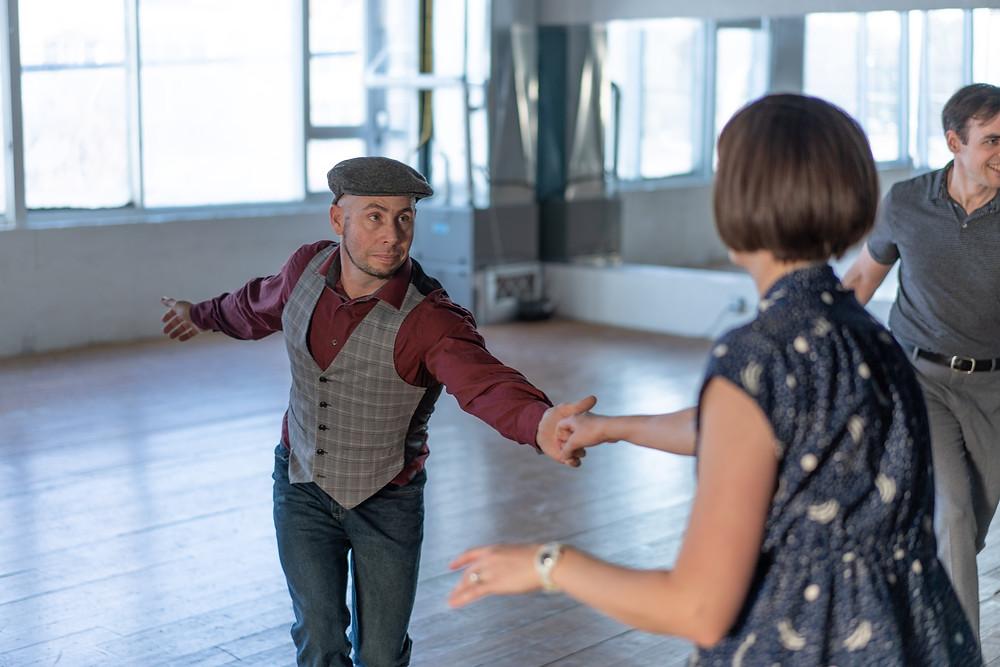 swing dance toronto lindy hop