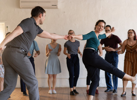 8 Powerful Ways Swing Dancing Can Improve Your Life