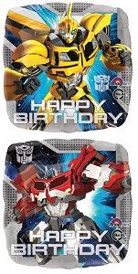 Transformers Animated Balloon