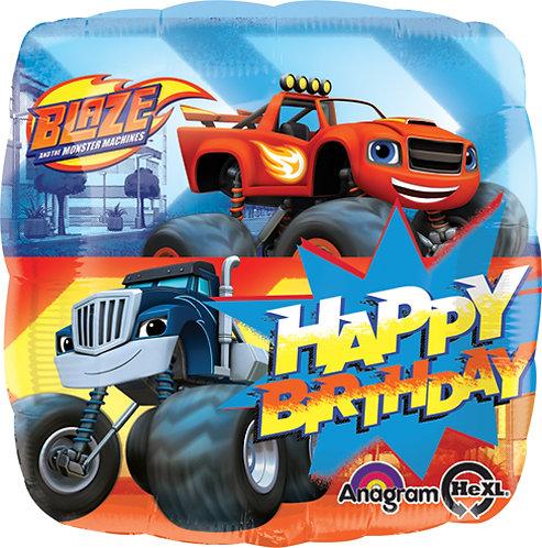 Happy Birthday - Blaze