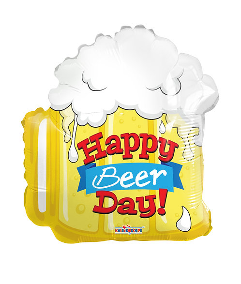 Happy Beer Day - 18 inch