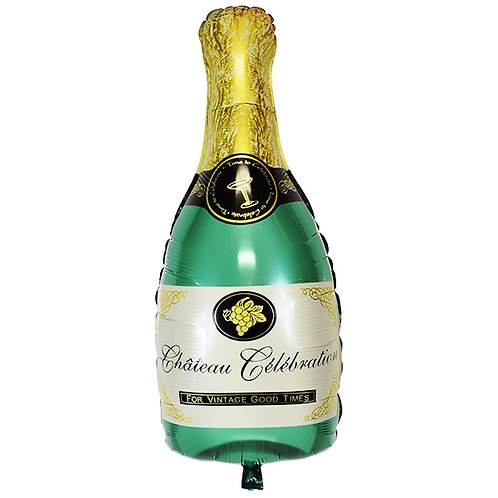 Champagne Bottle - 35 inch