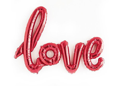 Love - Red