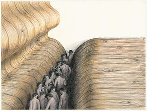 Emmanuel depoorter drawing pencil