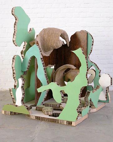 Emmanuel depoorter sculpture