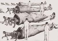 Emmanuel depoorter drawing pencil motherhood