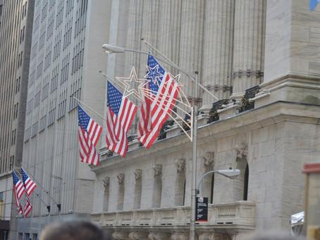 Фондовый Рынок Падает, Но Удерживает Долгосрочный Рост; Эта Полоса Побед Нарушена