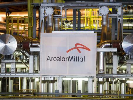 ArcelorMittal В Движении, Так Как Цены На Сталь Продолжают Расти На Фоне Экономического Бума