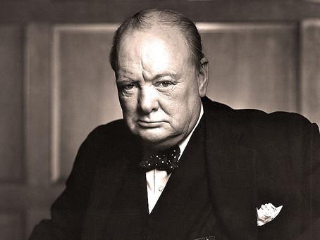 Уинстон Черчилль Превратил Свои Многочисленные Ошибки В Победу