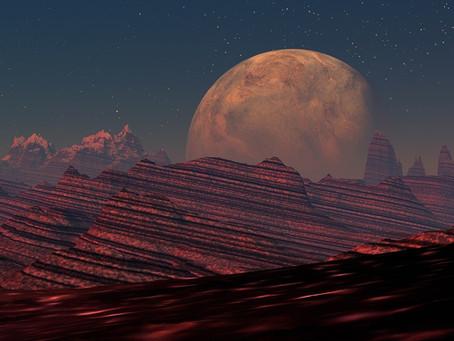 NASA И Производитель Дрона В Преддверии Исторического Полета На Марс: План Действий Инвестора