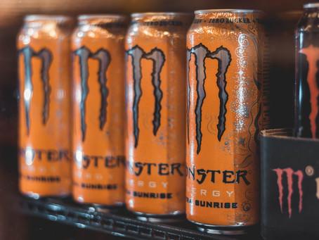 Акции Monster и National Beverage Взлетают На Пузырях Их Энергетиков и Газировок