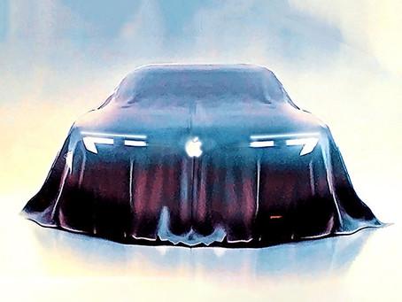 Слухи Об Автомобиле Apple, Окутанном Тайной, Могут Зарядить Акции Компании