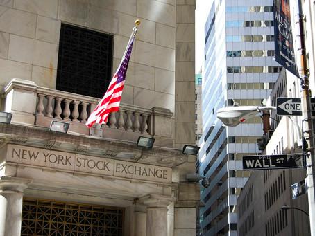 Малые И Средние Компании Лидируют; Новая Стена Беспокойства Фондового Рынка