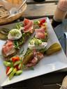 Cafe Salikum, Mittagstisch in Hannover ,frische Salate, Quiche, Pasta, Bowl, klassische Küche, Hamburger