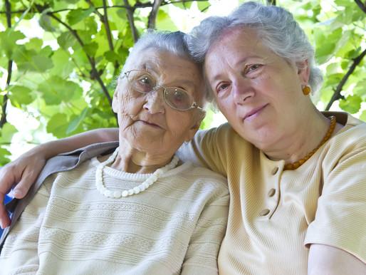 When Elders Take Care of Elders