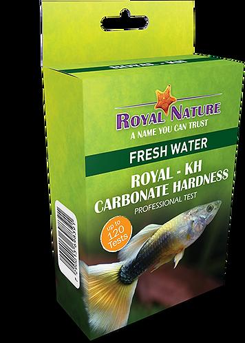 ROYAL CARBONATE HARDNESS PROFESSIONAL FRESH WATER TEST KIT