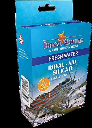 ROYAL SILICATE PROFESSIONAL FRESH WATER TEST KIT
